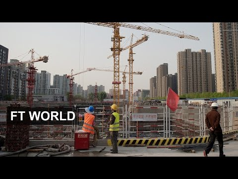China's engine of economic growth | FT World