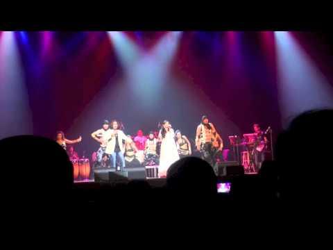 Shreya Ghoshal Live - Mashallah Ek Tha Tiger HD