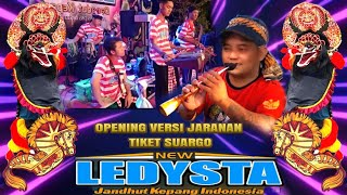 Download Mp3 New Ledysta Versi Jaranan Opening Tiket Suargo