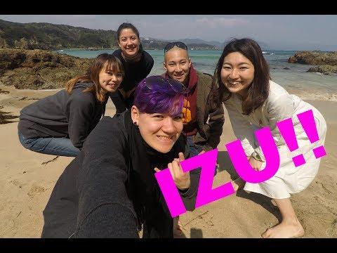 Driving to IZU!! | Vct