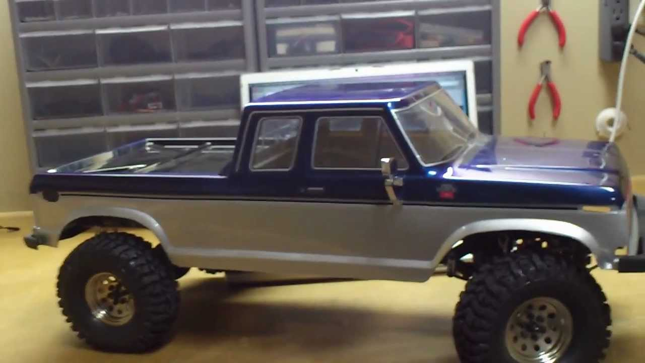 """Ford F150 Supercab >> Project """"Big Blue"""" 1979 F150 Supercab - Video 10 - YouTube"""