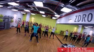 Aran - Noche Loca | Zumba Fitness choreography by Moez Saidi