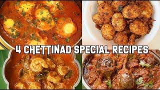 4 chettinad special recipes chettinadu recipes south indian special cuisine