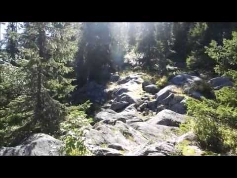 ALONE in NORWAY / DENMARK - Outdoor Adventure Travel Nature