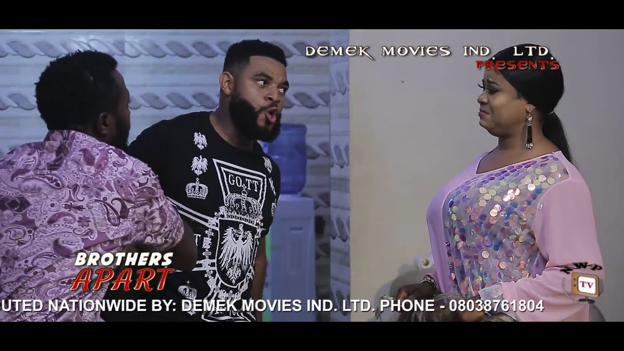 Download BROTHERS APART (New Hit Movie Alert) - Yul Edochie 2020 Latest Nigerian Nollywood Movie Full HD