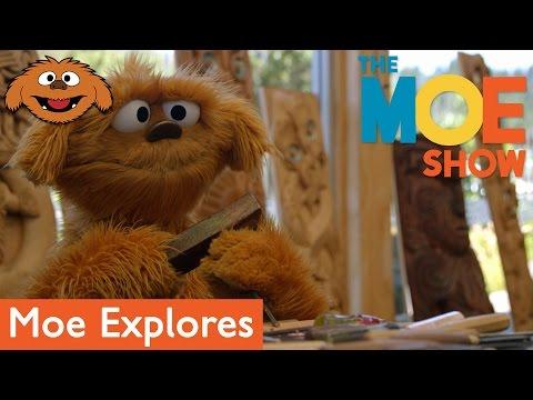 The Moe Show: Moe Explores - Carving