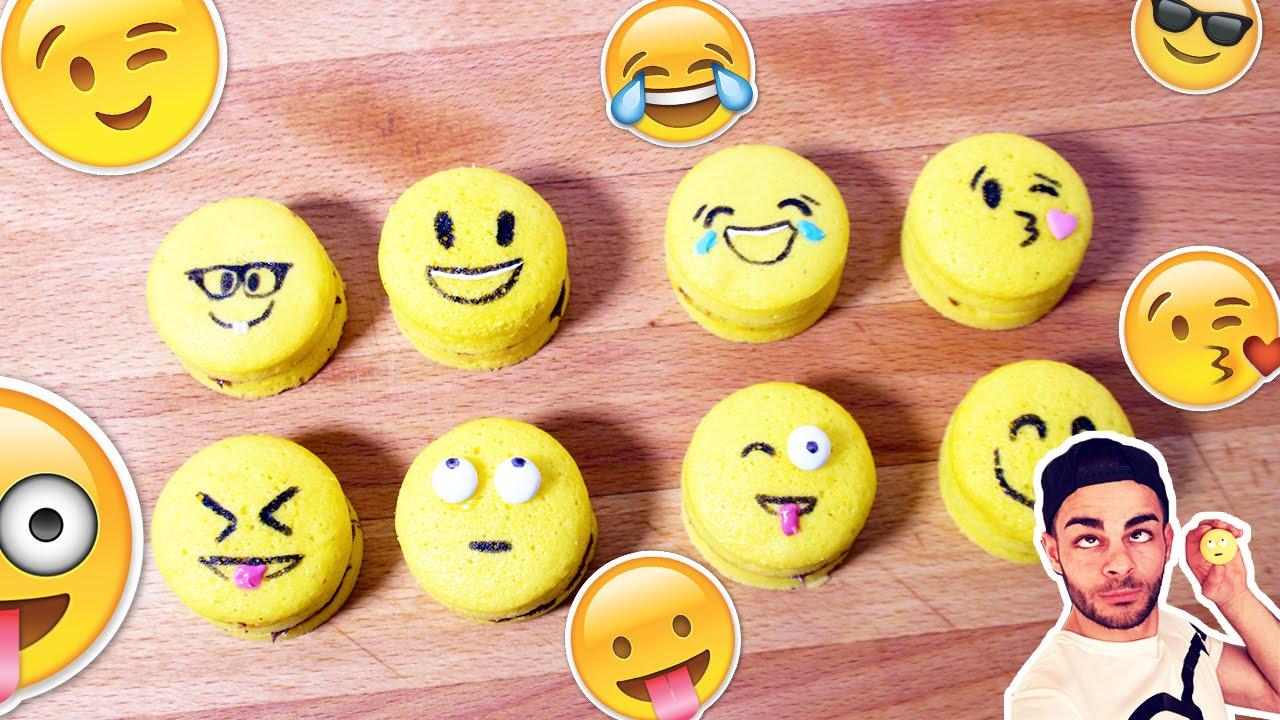 Recette Des Whoopies Emoji Au Nutella Un Délice Youtube