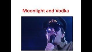 Chris de Burgh. Moonlight and vodka. Учим английский язык по песням