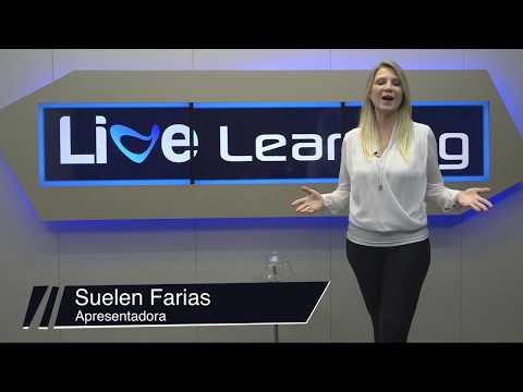 Apresentação do canal Live Learning
