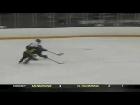 Download High School Hockey Player Scores Sweet Goal