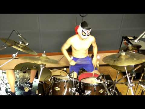【FF8】ラスボス曲 THE EXTREMEを激しく叩いてみた! FINAL FANTASY VIII - THE EXTREME - LAST BATTLE THEME - DRUM COVER