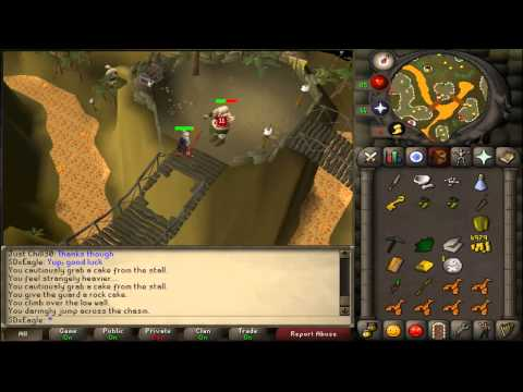 WATCHTOWER QUEST GUIDE [OLDSCHOOL 2007][COMMENTARY][HD]