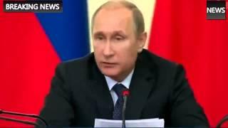 2015 Владимир Путин на заседании Военно промышленной комиссии
