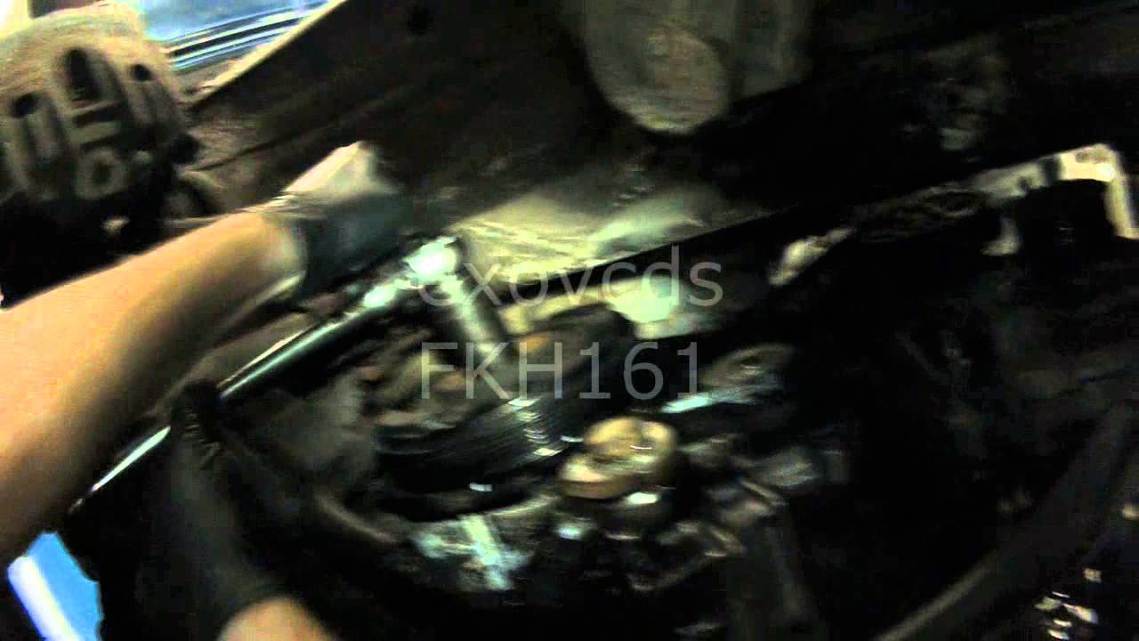 VW T4: Eurovan AAB Diesel Injection Pump Timing Checking & Adjusting  YouTube