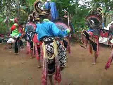 Jathilan Lancur Balong part I