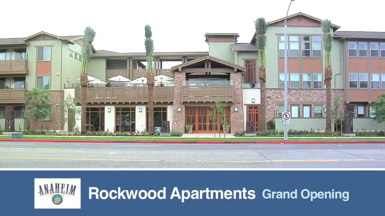 Rockwood Apartments Grand Opening