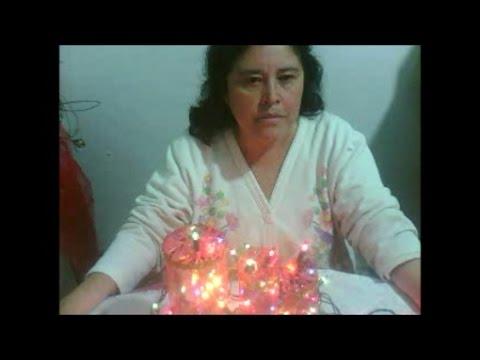 Velas navide as de botellas de plastico candles of plastic bottles youtube for Velas navidenas
