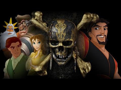 "Non: Disney ""Pirates of the Caribbean: Dead Men Tell No Tales"" 2017 TV Spot"