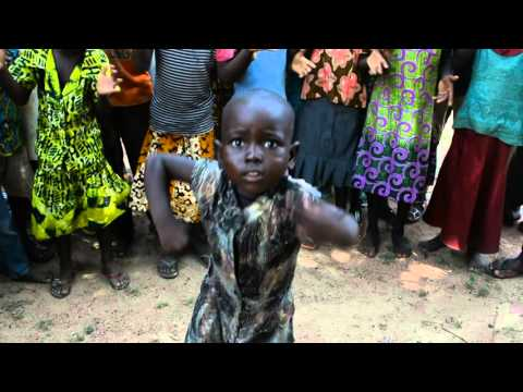 TREE Africa: African Music as an incentive for children cleaning the environment