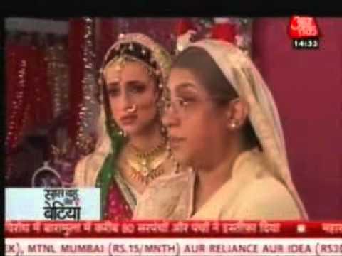 [SBB] 25th Sept 2012: Sanaya, Daljeet, Swati (Dadi stops Arnav-Khushi Wedding) thumbnail