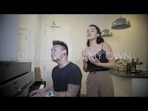 Dancing On My Own (Cover) ft. Isa Briones   AJ Rafael