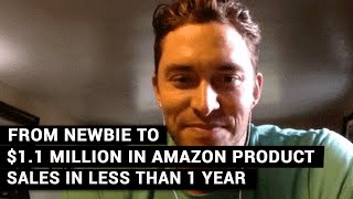 From Newbie To $1.1 Million In Amazon Product Sales In Less Than 1 Year(Join The Amazing Selling Machine: http://www.projectlifemastery.com/asm In this video, Stefan interviews Zach, a successful Amazon seller that got started with ..., 2015-10-07T15:12:34.000Z)
