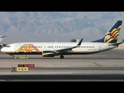 ATA Airlines tribute