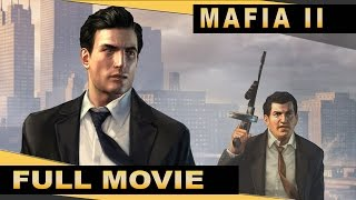 Mafia 2 (PC) - Full Movie - Gameplay Walkthrough (SweetFX) [1080p 60fps]