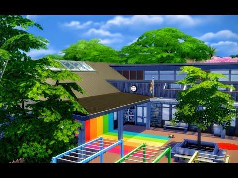 Rosebud Primary School | Sims 4