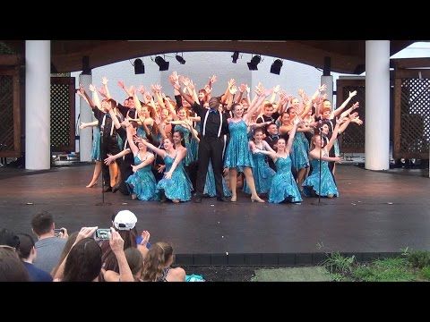 2016 Rose Tree Concert with the Upper Darby Summer Stage Shooting Stars
