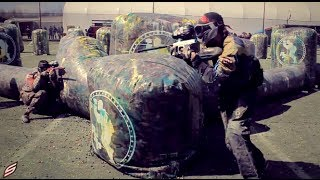 MSXL - Event 1   Mid-South Xball League Official Paintball Highlight