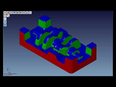 Advanced Toolform Z Level | WorkNC 2019 R1