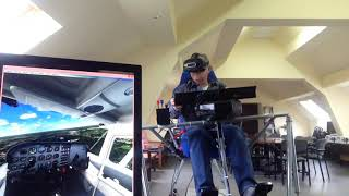 homebuild flight simulator videos, homebuild flight simulator clips