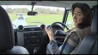 Наши тесты - Land Rover Defender 2007 модельного ряда