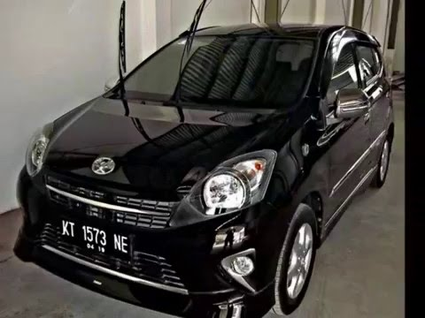 new agya trd hitam grand avanza type g 2018 dijual toyota 2014 manual samarinda hp 085246902754 youtube
