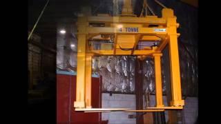 Custom Manufacturing Lifting Equipment Slideshow