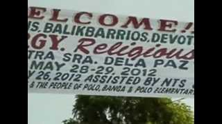 Barangay Night in Polo Banga Aklan 26 May 2012 Vol 001 (Featuring BROAD_BAND)