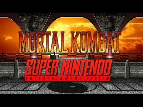 KANO SUCKS!!!!!| Mortal Kombat Snes