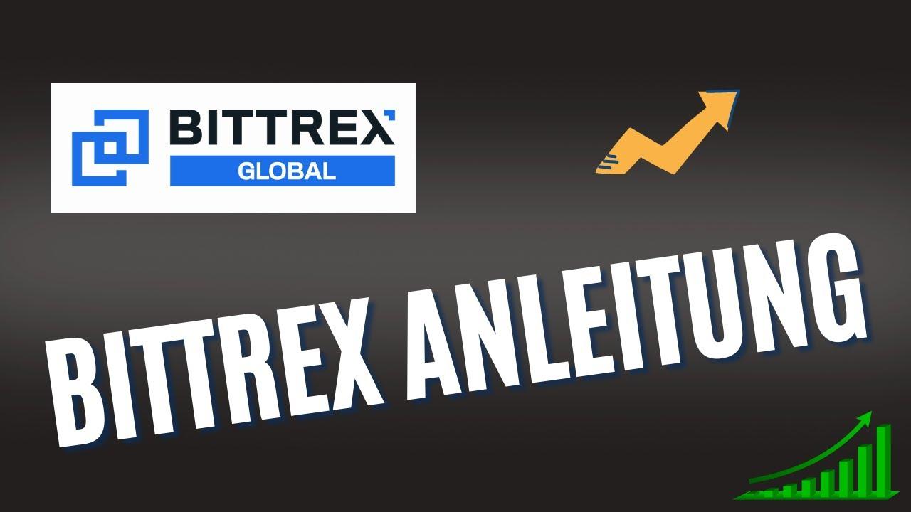 Bittrex Anleitung