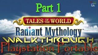 "Tales of the World: Radiant Mythology (PSP) - ""Let"