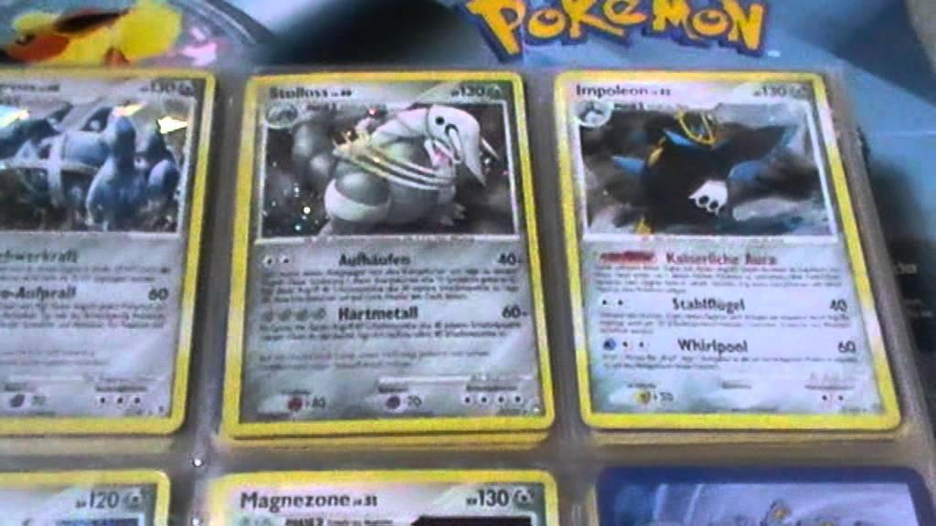 2 meine pokemon karten sammlung  youtube