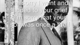 Akon sorry,blame it on me with lyrics