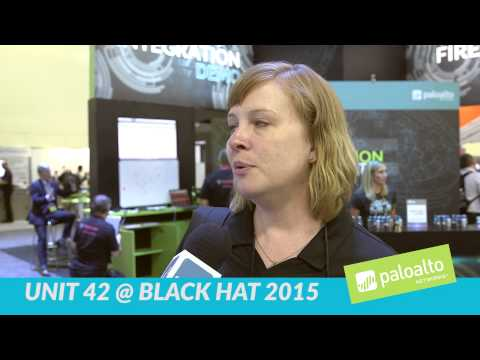Unit 42 at Black Hat 2015 - Palo Alto Networks