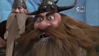DreamWorks Dragons: Defenders of Berk - A View to a Skrill, Part I (Preview) Clip 1