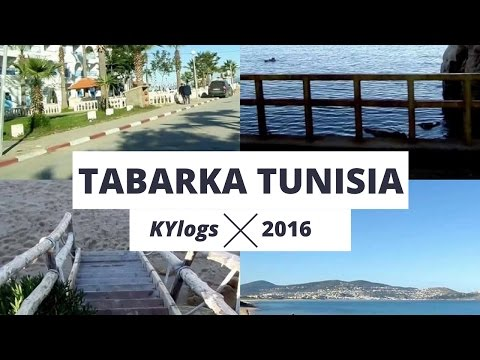 Travel video ✈️ - Tabarka Tunisia 2016 | KYlogs