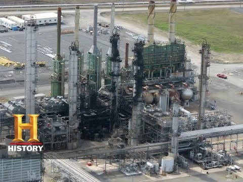 Engineering Disasters: How Do Oil Refineries Work? | History