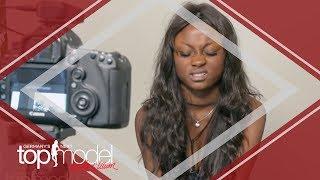 Leticia kann keine Gefühle zeigen | Germany's next Topmodel 2017 | ProSieben