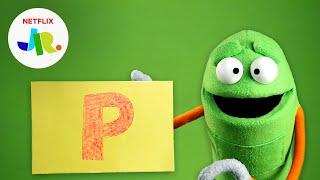 Letter P | StoryBots ABC Alphabet For Kids | Netflix Jr