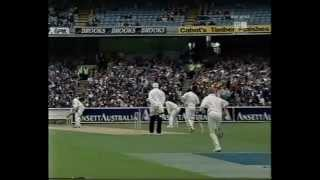 Sachin's masterclass innings vs Brett Lee on test debut 1999 ball by ball for 30 mins 1999/00