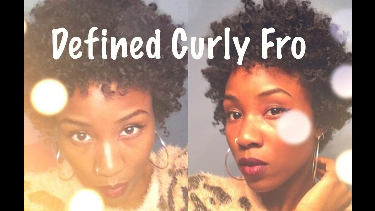 Curly Hair Tutorial How To Get The Perfect Bantu Knot Out On Short